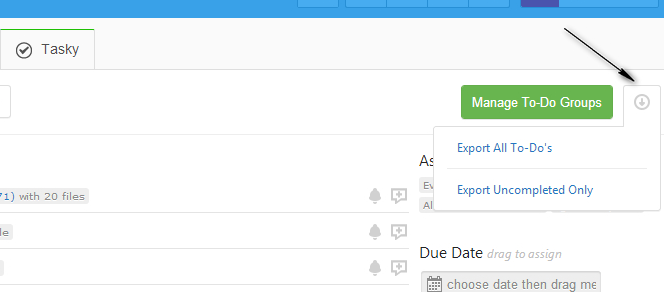 Quick Tip: how to export your data to XLS file