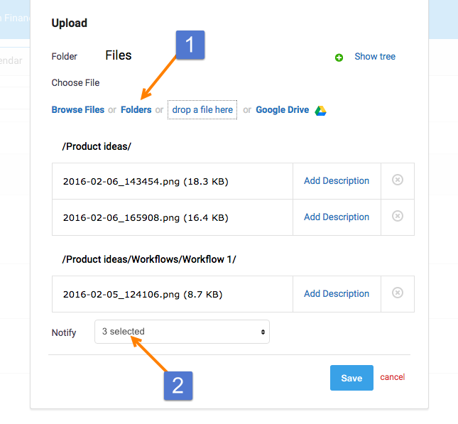 upload-folders-freedcamp-in-chrome