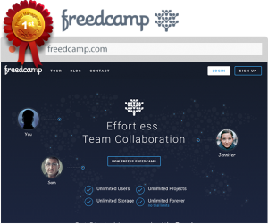 freedcamp free project management