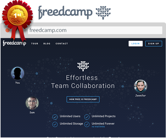 Freedcamp Free Project Management Software