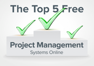 top 5 free project management systems