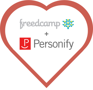 Freedcamp and Personify