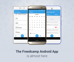 Freedcamp Android Application