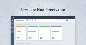 Freedcamp Free Project Management Redesigned