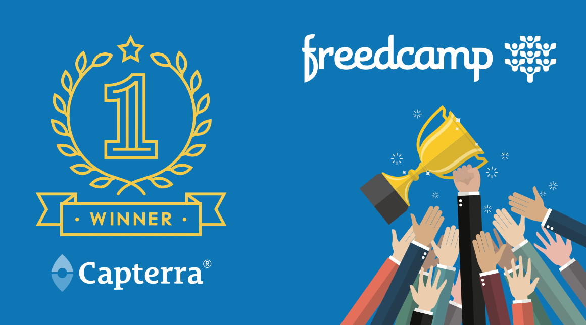 Freedcamp #1 Project Management Software ranked by Capterra