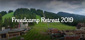 Freedcamp 2019 Company Retreat